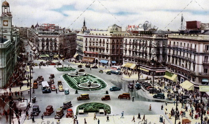 Plaza del Sol (Madrid). Ref: 5001380