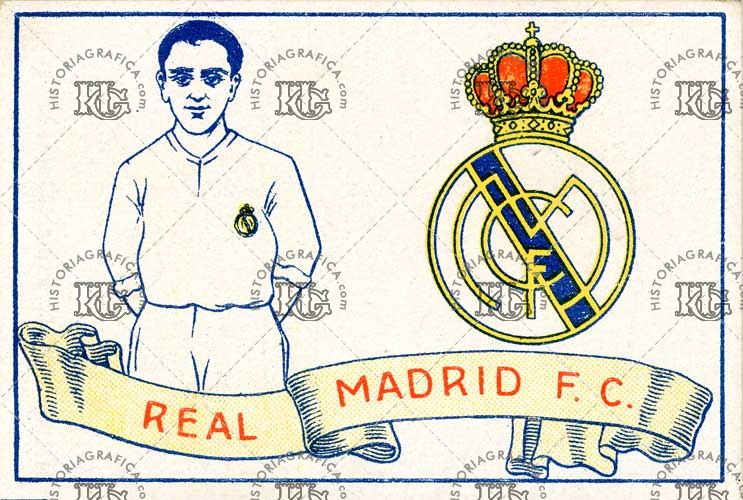 Real Madrid Club de Fútbol. Ref: LL00041