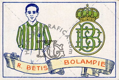 Real Betis Balompié. Ref: LL00042