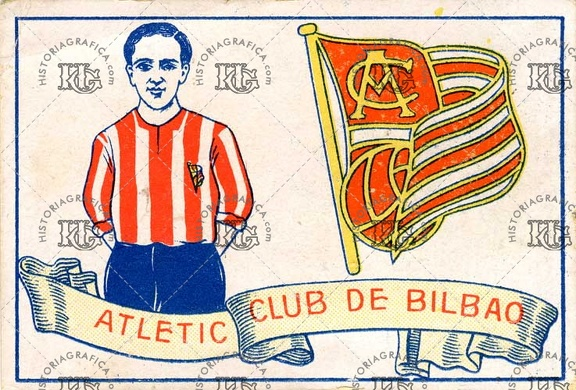 Atletic Club de Bilbao. Ref: LL00036