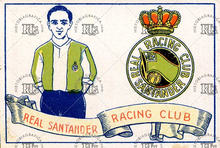 Real Racing Club de Santander. Ref: LL00061