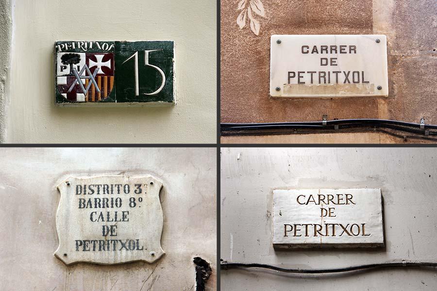 La llegenda del carrer Petrixol de Barcelona - fotosdebarcelona.com