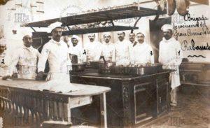 Cocineros del Casino de la Rabassada