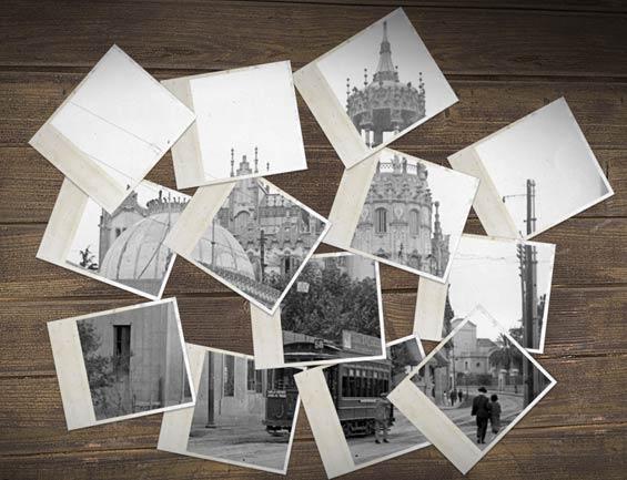 Venda de reproduccions de fotografies antigues, postals, gravats