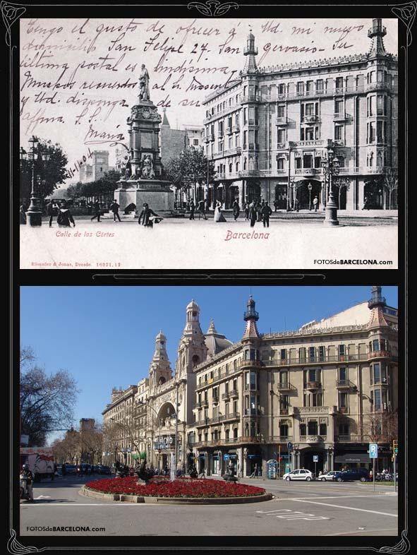 Gran Via cruïlla Rambla Catalunya