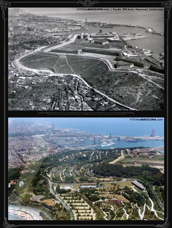 Cim de Montjuïc i castell