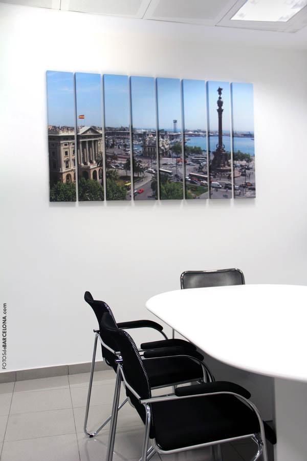 Fotografías de Barcelona para decorar