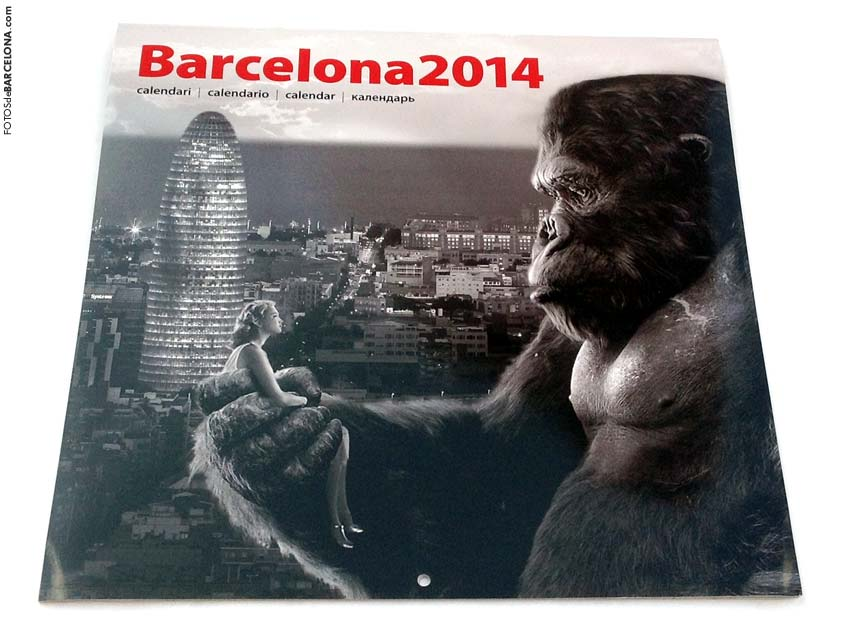 Barcelona y King Kong