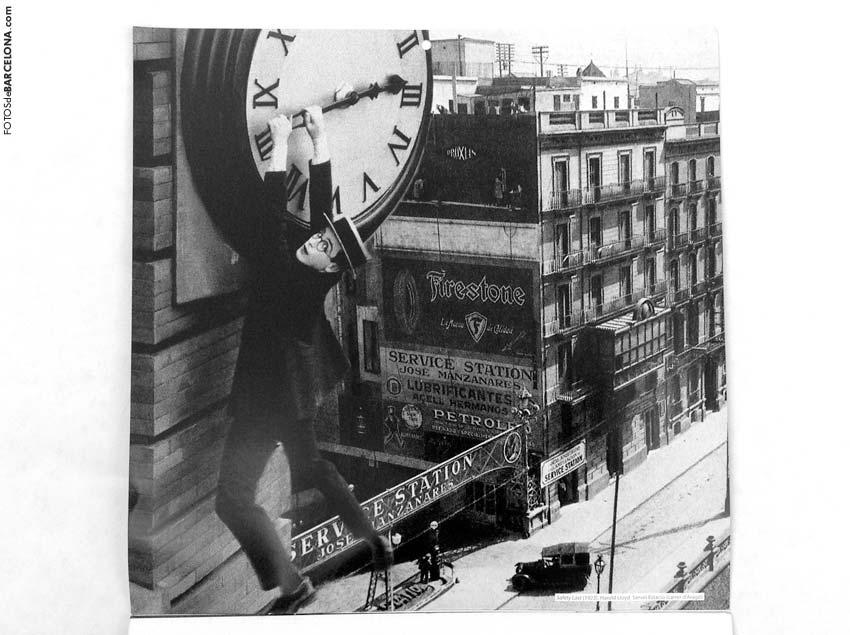 Barcelona y Harold Lloyd