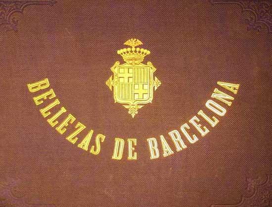 Bellezas de Barcelona 1874