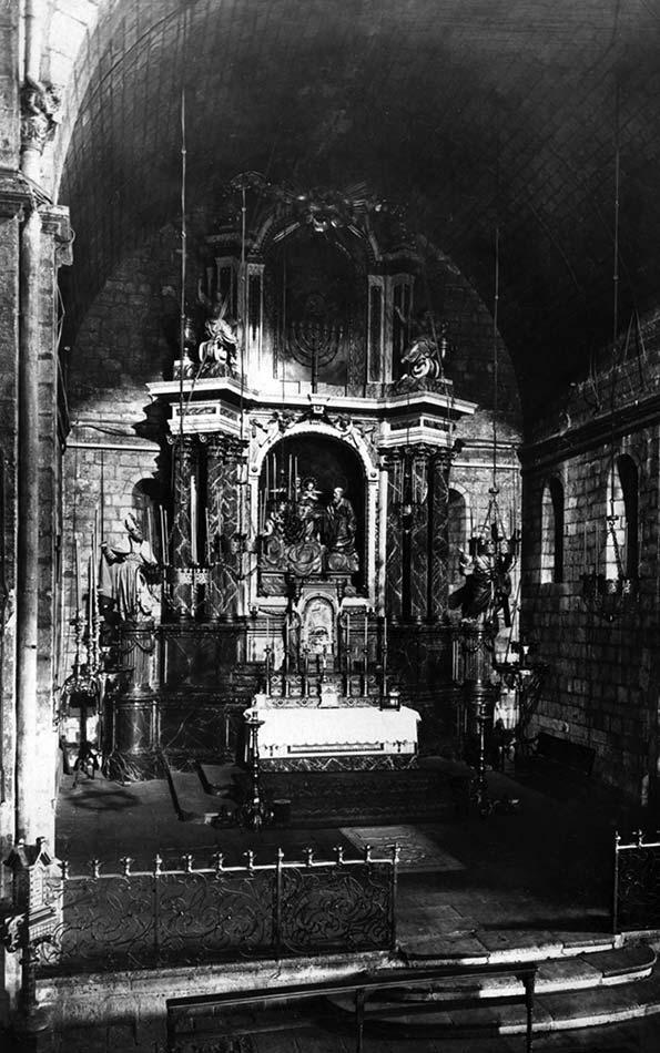 Capella de l'Església de Santa Anna