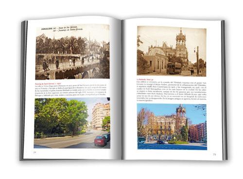 fotosdebarcelona.com - Barcelona a través del tiempo. Ed. Amberley