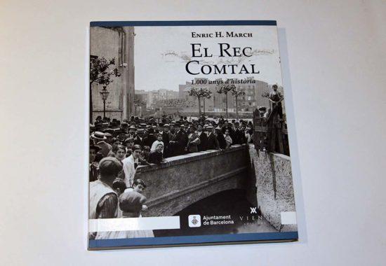 fotosdebarcelona.com - El Rec Comtal. Enric H. March. Ed. Viena