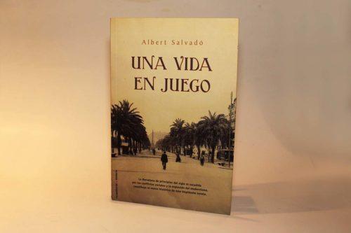 fotosdebarcelona.com - Una vida en juego. Albert Salvadó. Roca Editorial