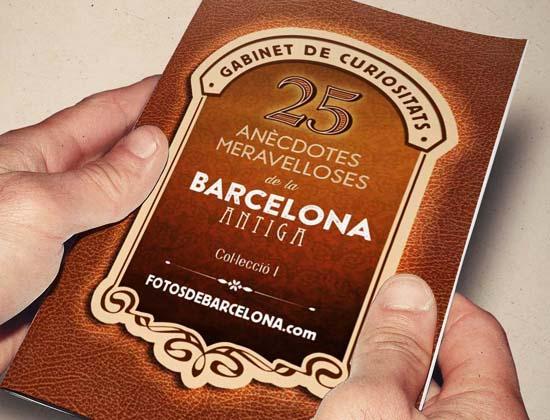 Gabinet de Curiositats. 25 anècdotes de la Barcelona antiga