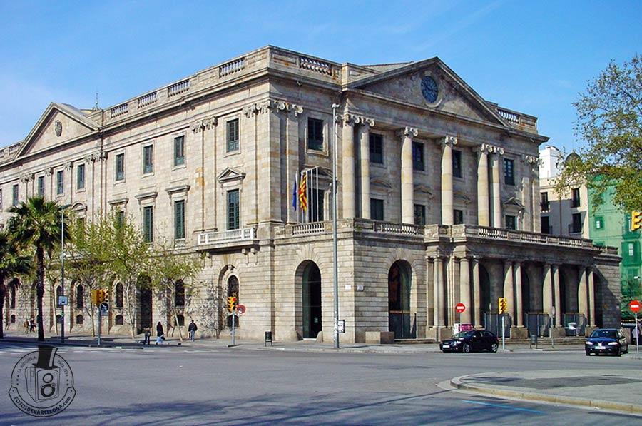 Edifici de la Llotja de Barcelona