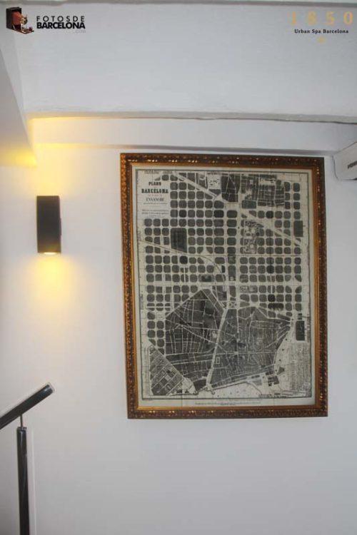 1850 Urban Spa Barcelona. fotosdebarcelona.com